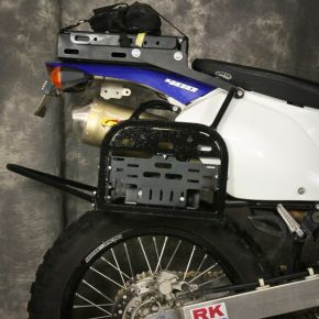 Happy Trails Products Happy Trails SU Side Rack  Suzuki DRZ400S/SM & KLX400S