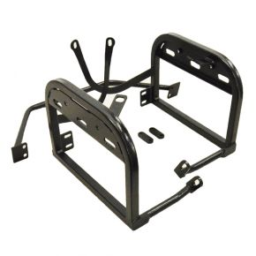 Happy Trails Products Happy Trails SU Side Rack G650GS F650GS Single  Dakar Sertao