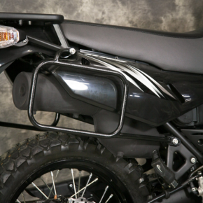 Happy Trails Products Happy Trails SL Side Rack Honda XR650L