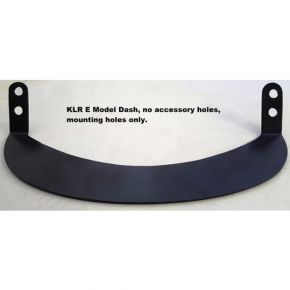 Happy Trails Products Happy Trails Dash Panel no holes KLR650E 2008+
