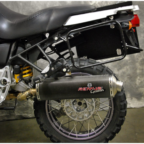 Happy Trails Products Happy Trails SU Rack (Low-Pipe) BMW R1150GS/GSA