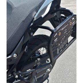 Happy Trails Products SU Side Racks Suzuki DL 650 V-Strom 2017+