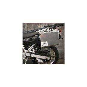 Happy Trails Products Aluminum Pannier Kit IMNAHA - KTM LC4-640 AdvR 97-99