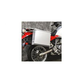Happy Trails Products Aluminum Pannier Kit OWYHEE - Yamaha Super Tenere