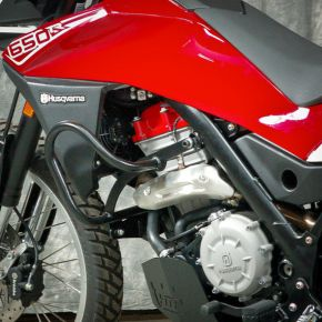Happy Trails Products HT PD Nerf Engine Guards Husqvarna TR650 Terra