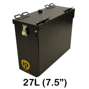 "Happy Trails Products OWYHEE Aluminum Pannier  6"", 7.5"" & 9"""