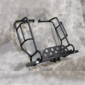 Happy Trails Products PD (Paris Dakar) Nerf Bars Kawasaki KLR650A '87-07