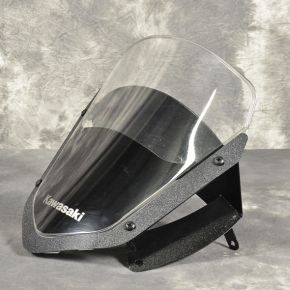 Happy Trails Products Rallye Windscreen System (Gen 2) KLR650E '08+