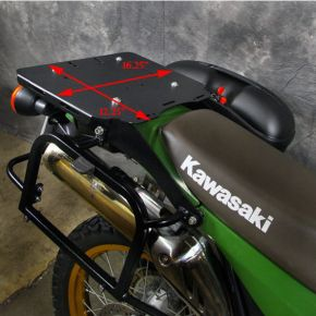 Happy Trails Products Happy Trails Tail Plate System Kawasaki Super Sherpa
