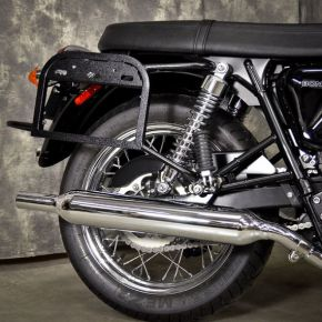 Happy Trails Products Happy Trails SU Rack Triumph Bonneville SU Rack