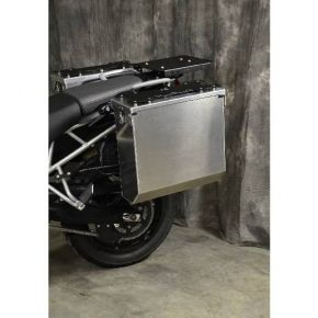 Happy Trails Products Aluminum Pannier Kit CASCADE Tiger 800-800XC
