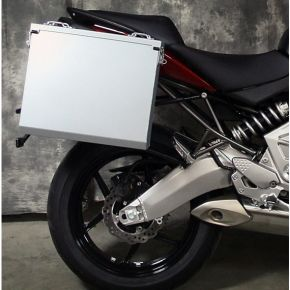 Happy Trails Products Aluminum Pannier Kit OWYHEE Kawasaki Versys 2010-2014