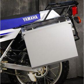 Happy Trails Products Aluminum Pannier Kit TETON  Yamaha XT225